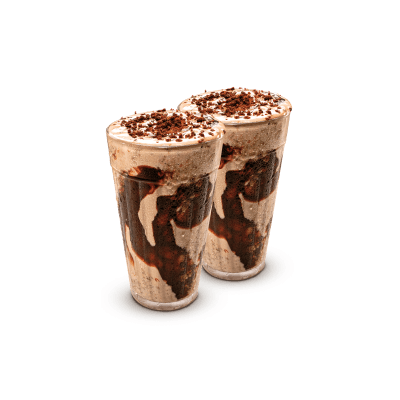 2 Shakes - R$ 16,90
