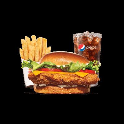 1 Combo Chicken Crisp - R$ 23,90